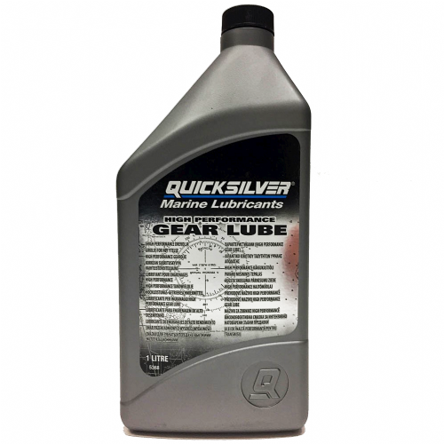 Quicksilver High Performance Gear Lube 1Ltr